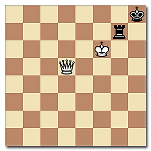 CKT 037: How does a Queen beat a Rook?